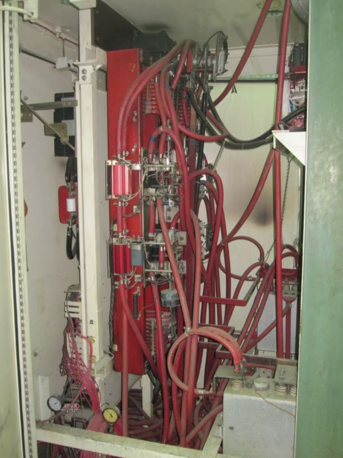 100 Kw Induction Heat Treat Power Supply Industrial