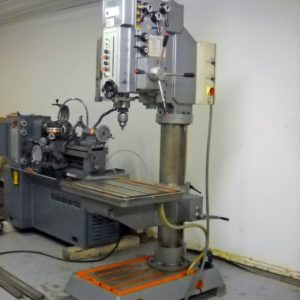 Drill, Single Spindle