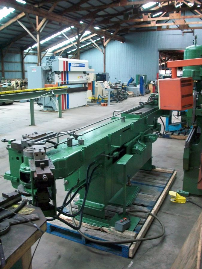 1 1 8 Quot Horizontal Tube Bender Pines Model 1