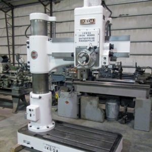 Drill, Radial Arm