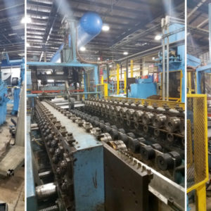 Panel Rollforming Line