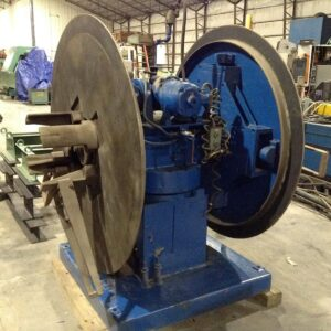 4000 lb Double End Uncoiler | 13383-1
