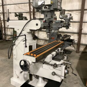 "11"" x 54"" Lagun Vertical Milling Machine FT.4 