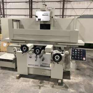 "16"" x 32"" Okamoto 3-Axis Automatic Surface Grinder ACC-16.32ST 