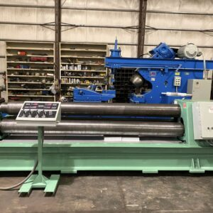"""Used Plate Roll For Sale: 10' x 1/2"""" Roundo PS255 