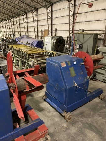12 stand Panel Rollforming Line   13595-1